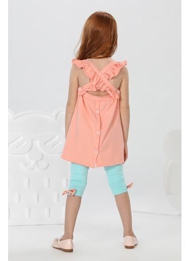Lupiakids Shine Tunik+Tayt Takım Renkli